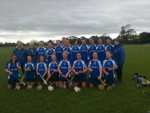 All County League winners 2012