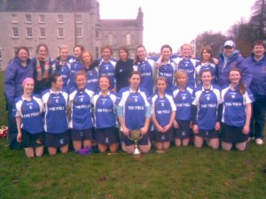 Minor camogie county champions 2009