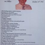 Joe Millea