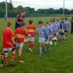 Graigue Ballycallan U10s who competed recently in a challenge match v Moycarkey Borris (Co. Tipperary)
