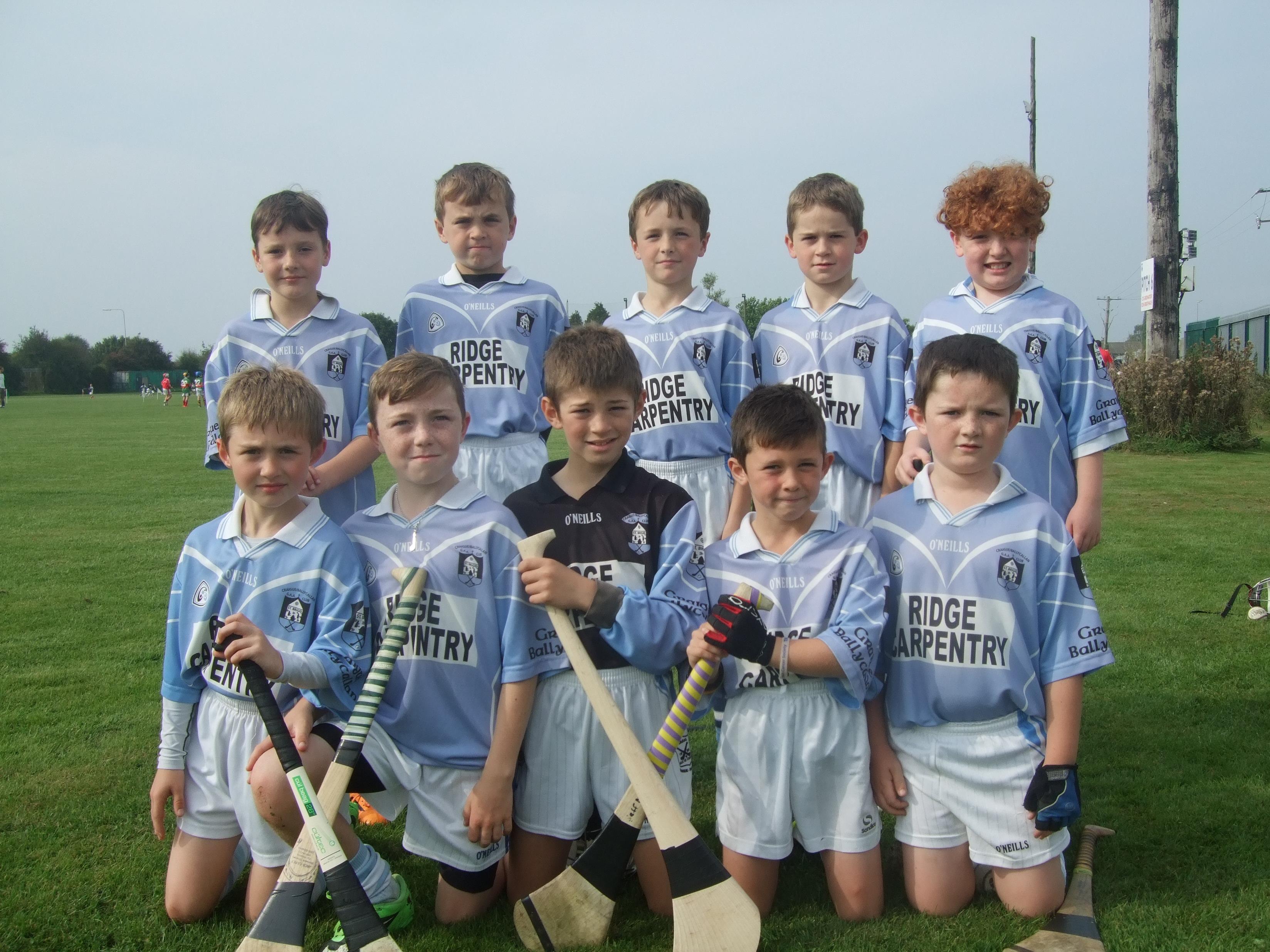 ae321d000fb156 U-9 Roanmore Tournament 2014 – Graigue Ballycallan GAA Club